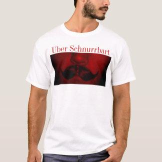 Uber Schnurrbart T-Shirt
