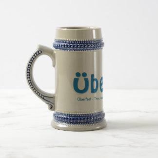 Überfest Beer Stein