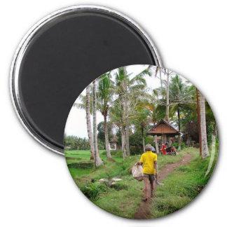 Ubud Bali Magnet