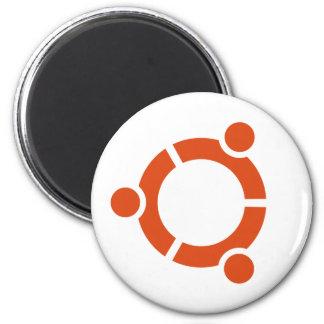 Ubunto Logo Magnet
