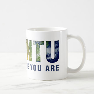 Ubuntu - I am because you are Coffee Mug
