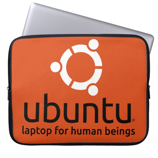Ubuntu Laptop Sleeve