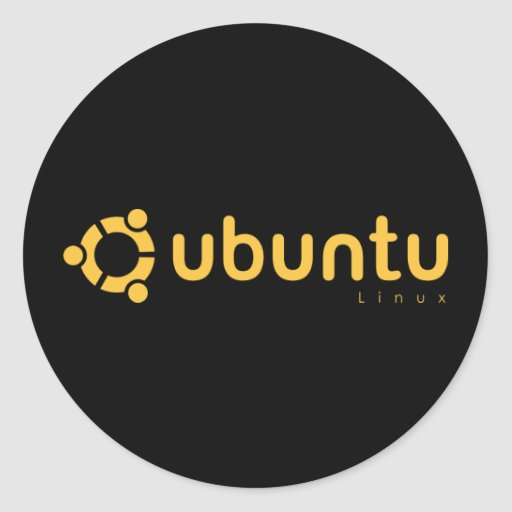 Ubuntu Linux Open Source Stickers