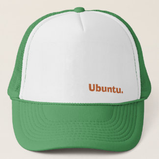 Ubuntu. Trucker Hat