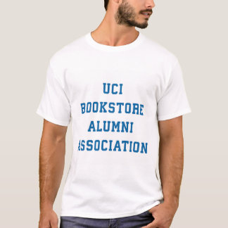 UCI Bookstore Alumni Association T-Shirt