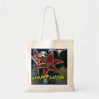 !UCreate Happy Easter Tote Bag
