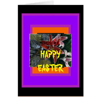!UCreate Happy Easter Card
