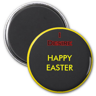 !UCreate Happy Easter Magnets