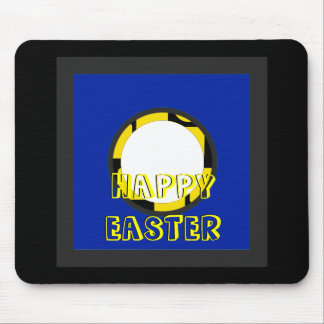 UCreate Happy Easter Mouse Pad