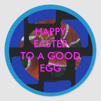 !UCreate Happy Easter Stickers