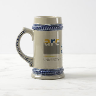 UCSC Archaeological Research Center Beer Stein