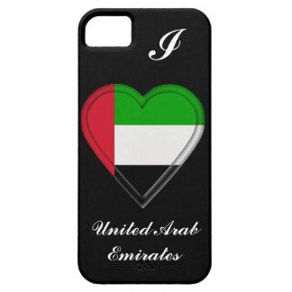 UEA United Arab Emirates flag iPhone 5 Cases