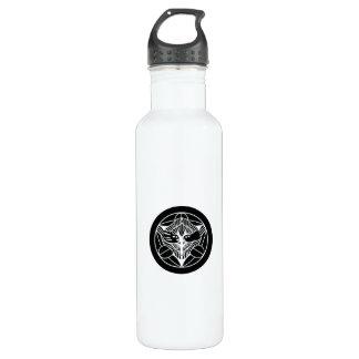 Uesugi house bamboo grass 710 ml water bottle