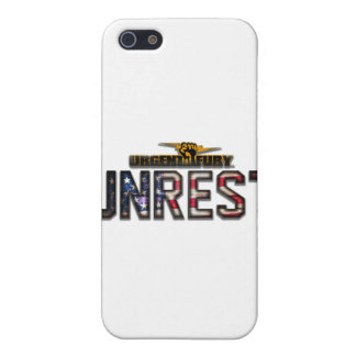 UF: Unrest Official Gear Covers For iPhone 5