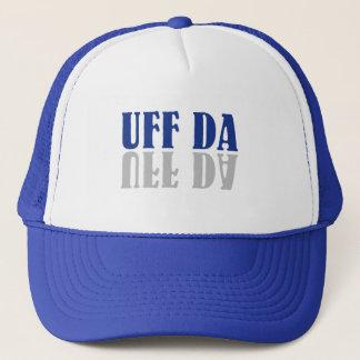 UFF DA Funny Scandinavia Trucker Hat