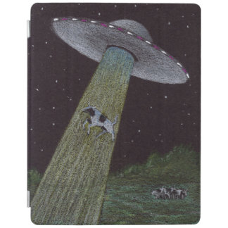UFO Abduction iPad Cover