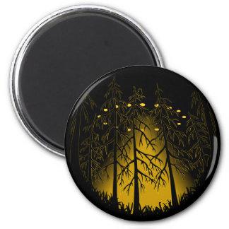 UFO Art Fridge Magnet Cool U.F.O Magnets & Gifts
