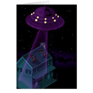UFO ATTACK! CARD