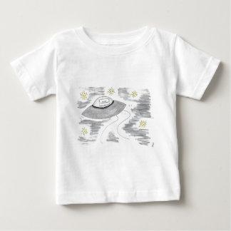UFO Birthday Baby T-Shirt