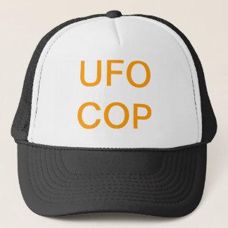 UFO COP TRUCKER HAT