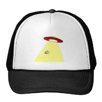 UFO Cow Trucker Hat