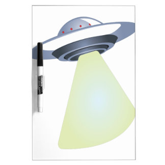 UFO DRY ERASE BOARD