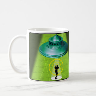 UFO Encounters Coffee Mug