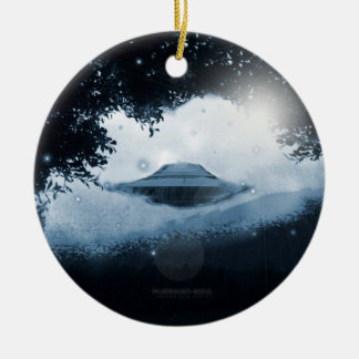 UFO Fidelity Ornament
