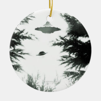 UFO Friends Ornament