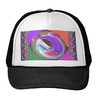 UFO graphic design Cap