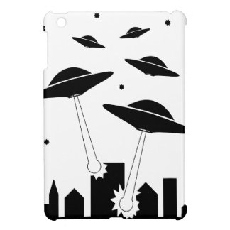 UFO Invasion Cover For The iPad Mini