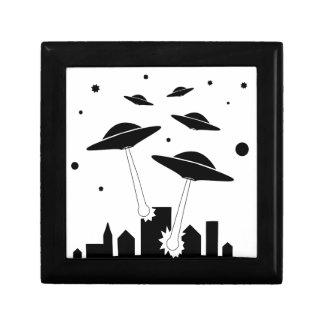 UFO Invasion Gift Box