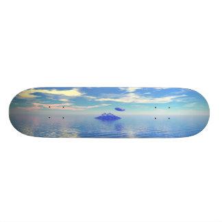 UFO Island - Retro Skate Boards