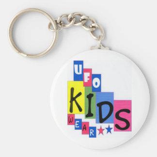 UFO Kids Wear Key Chain