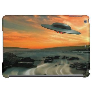 UFO Over Coast