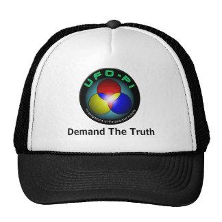 UFO-PI: Demand The Truth Cap