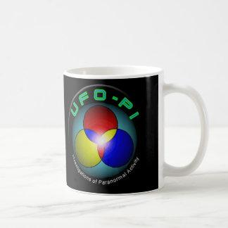 "UFO-PI: ""Demand The Truth"" Coffee Mug"