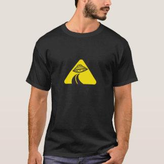 UFO Road Sign T-Shirt