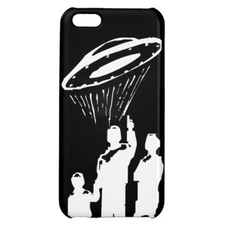 UFO Sighting Cover For iPhone 5C