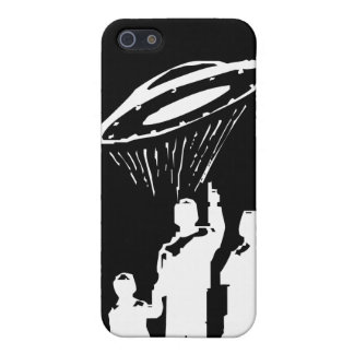 UFO Sighting Cover For iPhone 5