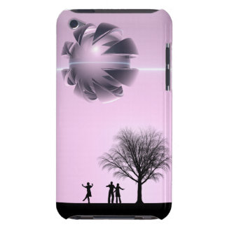 UFO Sighting iPod Touch Cases
