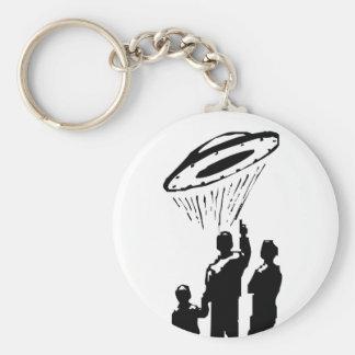 UFO Sighting Keychains