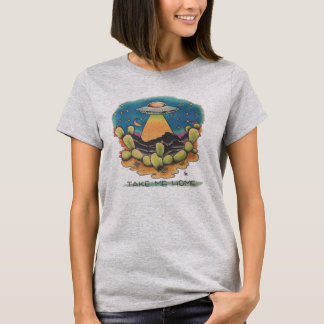 UFO - Take Me Home T-Shirt