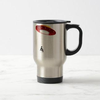 UFO Toilet Stainless Steel Travel Mug