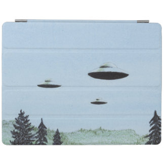 UFO Trio iPad Cover