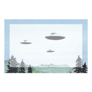 UFO Trio Stationery
