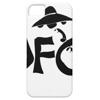ufo unidentified flying object case for the iPhone 5