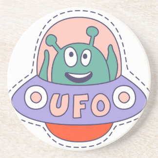 UFO With Alien Coaster