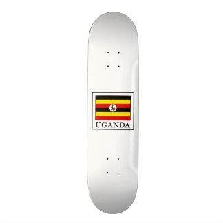 Uganda 19.7 Cm Skateboard Deck