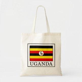 Uganda Budget Tote Bag